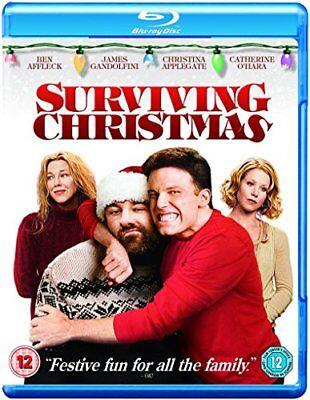 Surviving Christmas [Blu-ray] [Region Free] [DVD][Region 2]