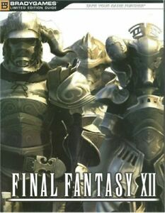 guide strategique Final Fantasy XII