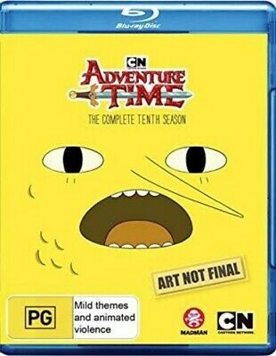 Adventure Time: The Complete Tenth Season [New Blu-ray] Australia - Im