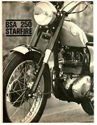 BSA Starfire
