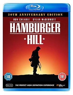 Hamburger Hill [Blu-ray] [DVD][Region 2]