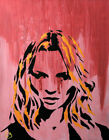 Kate Moss Art Paintings