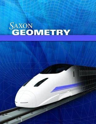 Saxon Geometry by SAXON PUBLISHERS
