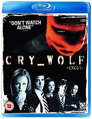 Cry Wolf [Blu-ray]](Jared Padalecki Halloween)