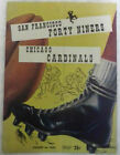 Football 1952 Vintage Yearbooks