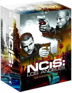 NCIS Los Angeles: Seasons 1-6 [DVD]