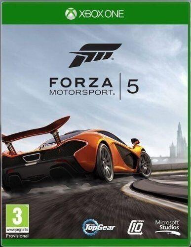 Xbox One Spiel Forza Motorsport 5 NEUWARE