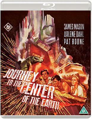 Journey To The Center Of The Earth [1959] [Eureka Classics] Blu-ray, New, DVD,