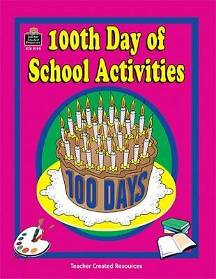100 Day Activities (100th Day of School)