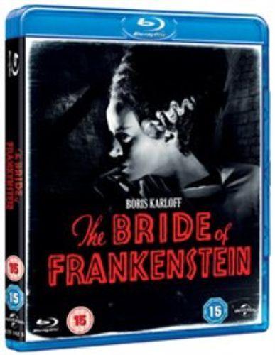 Boris Karloff, Colin Clive-Bride of Frankenstein  Blu-ray NEW