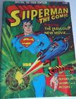 Superman Illustrated Comic Books