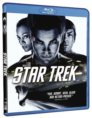 Star Trek [New Blu-ray] Ac-3/Dolby Digital, Dolby, Dubbed, Subtitled, True-Hd,