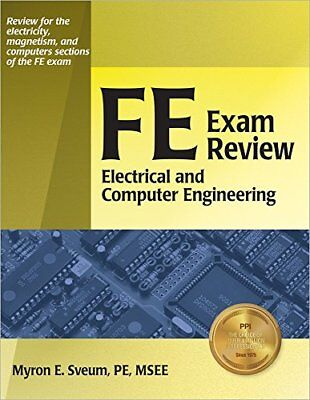 FE Exam Review:Electrical and Computer Engineering by Sveum PE, Myron  E.