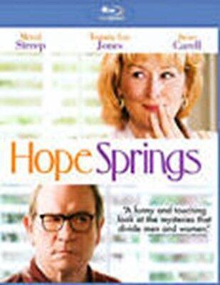 NEW Blu-Ray Hope Springs: Meryl Streep Tommy Lee Jones Steve Carell (Meryl Streep Tommy Lee Jones Steve Carell)