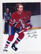 Guy Lafleur Autograph