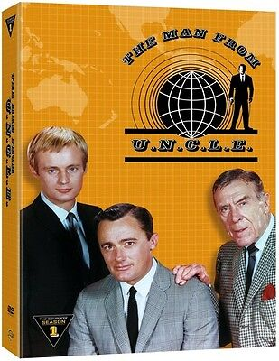 Man From Uncle  The Complete First Season Dvd
