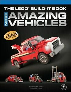 The LEGO Build–It Book V 2 – More Amazing Vehicles, Nathanael Kuiper