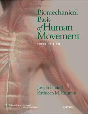 [P.D.F] Biomechanical Basis of Human Movement, 3rd