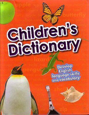 Childrens Dictionary Custum Edition (Illustrated)](Kids Custumes)