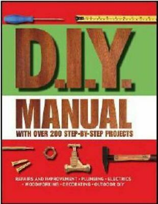 D.I.Y. Manual, , Like New, Hardcover