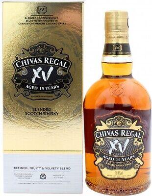 Chivas Regal 15 Jahre XV 40.0% 0,7l
