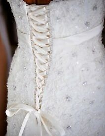 Wedding dress - willing to hear offers