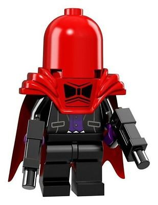 Lego Batman Movie Series Red Hood MINIFIGURES 71017 FACTORY SEALED