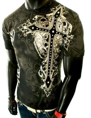 Affliction Mens Shirts