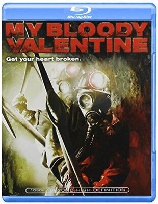 My Bloody Valentine [New Blu-ray] Digitally Mastered In Hd, Subtitled, Widescr