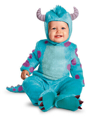 Baby Monsters Inc Costumes (Infant Monsters Inc. Classic Sulley)