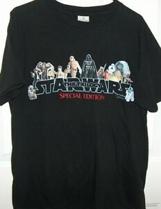 Star Wars The Trilogy Special Edition T-Shirt 1997 London Ontario image 1