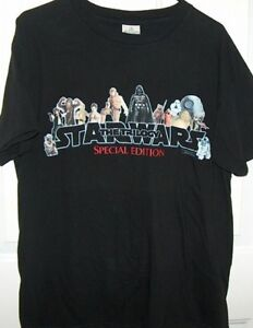 Star Wars The Trilogy Special Edition T-Shirt 1997
