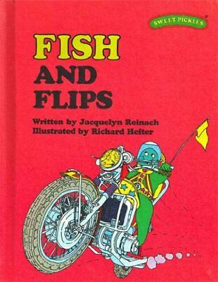 Fish and Flips (Sweet Pickles - Pickled Fish