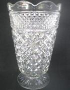 Wexford Glass Vase
