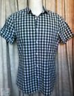 H&M Short Sleeve 100% Cotton Casual Shirts for Men