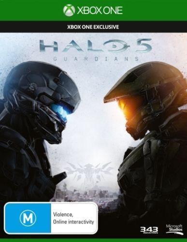 Halo 5 Xbox One New Sealed