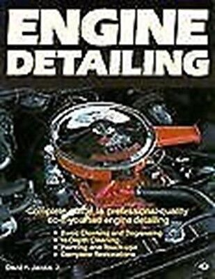 Engine Detailing By David Jacobs  1992  Paperback