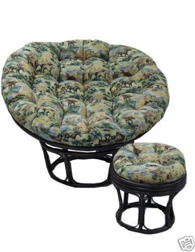 papasan chair ebay. Black Bedroom Furniture Sets. Home Design Ideas