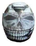 Custom Painted Helmet