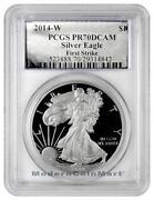 Silver Eagle PCGS PR70