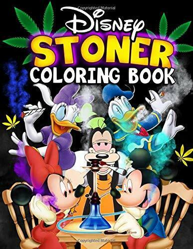 Stoner Coloring Book: Stoner Psychedelic Coloring Book For Adults Relaxation