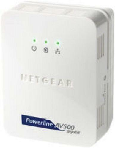 how to connect netgear powerline
