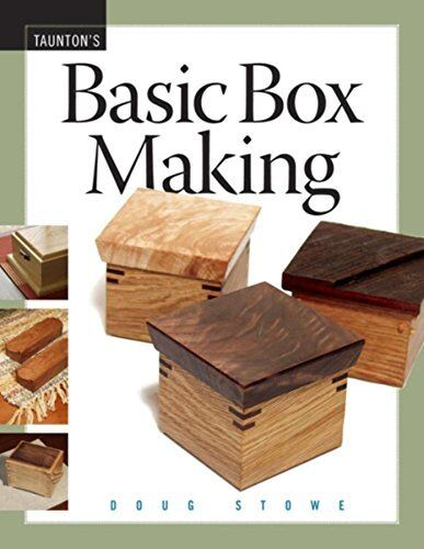 Basic Box Making New Paperback Book Inc Doug Stowe