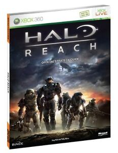 Halo Reach Signature Series Guide: Xbox 360 BradyGames (Corporate Author)