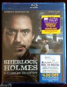 Sherlock Holmes A Game of Shadows Blu Ray
