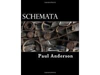 Newly Published Book SHCEMATA by Paul Anderson, available from Amazon