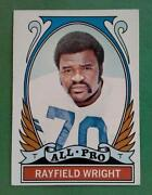 1972 Topps Football Card High#