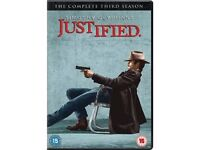 Justified: The Complete Third Season [SET OF 3 DVD] ONLY £12.00