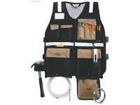 Plano Technic Line Handsfree tool jacket vest 541TX BNWT Brand New Unused Adjustable