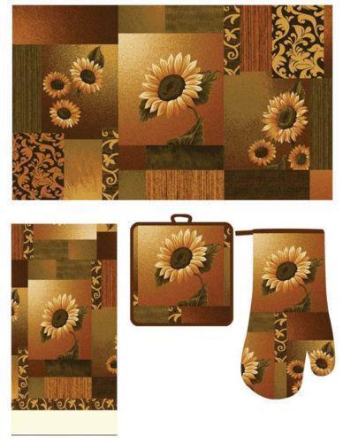 Sunflower Door Mat Ebay